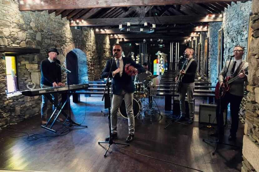 Wedding Basnd music for you The Jukebox Kings Wedding Band Video Still.