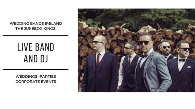 Wedding Band Kildare The Jukebox Kings
