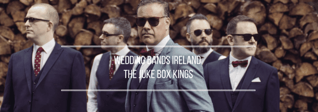 Ireland's No 1 Wedding Band .Wedding Bands Ireland The Jukebox Kings Wedding Band Ireland