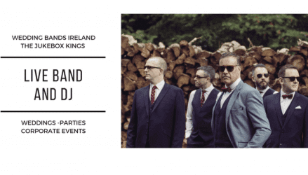Wedding Bands Ireland The Jukebox Kings Wedding Blog
