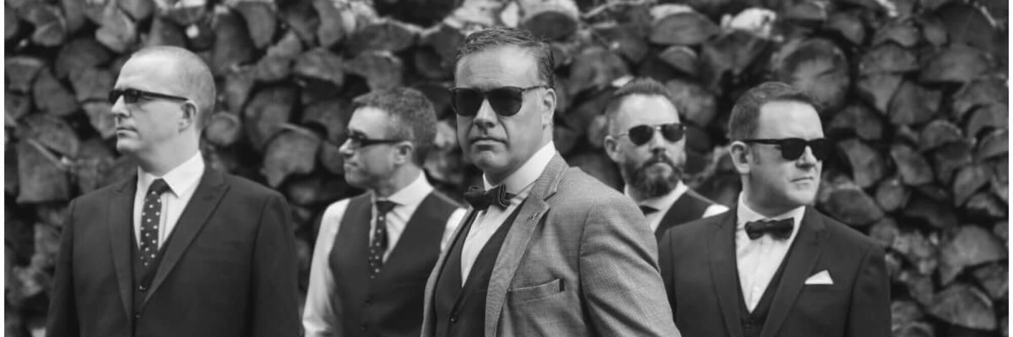 Wedding Bands Ireland | The Jukebox Kings Dublin Wedding Band & DJ