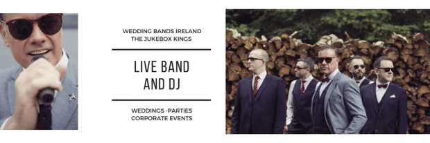 Wedding Bands Ireland The Jukebox Kings Live Band and DJ