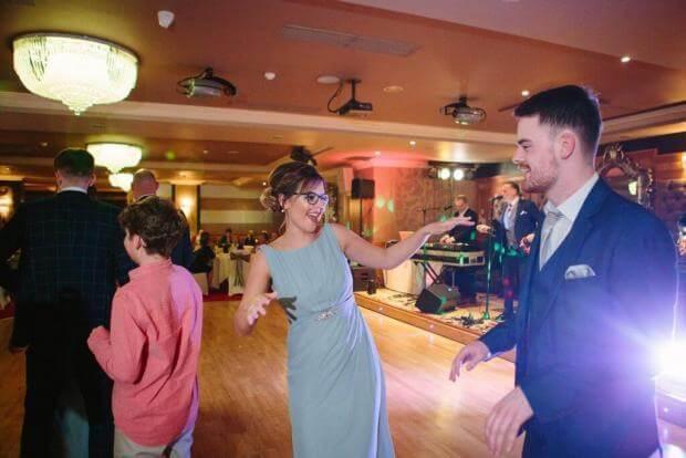 Ballyliffin Wedding Band Donegal